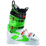 特典付き 【早期予約・12月中旬発送予定】【特別割引】 スキーブーツ DRS 130 WHT/RACE GRN D200200200