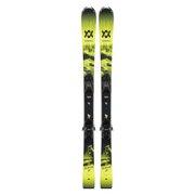 スキー 板 ジュニア セット ビンディング付属 20-21 ディーコン vモーション+4.5vMTJR 120469/6162T1VA