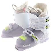 ジュニア スキーブーツ CUTE3 310L10NS1034 LVD