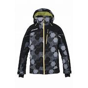 スキーウェア メンズ Demo Team Pro スキージャケット PFA72OT11 BK