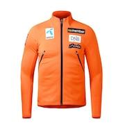 スキーウェア メンズ エアー ライト フリースジャケット PS672KT15N OR
