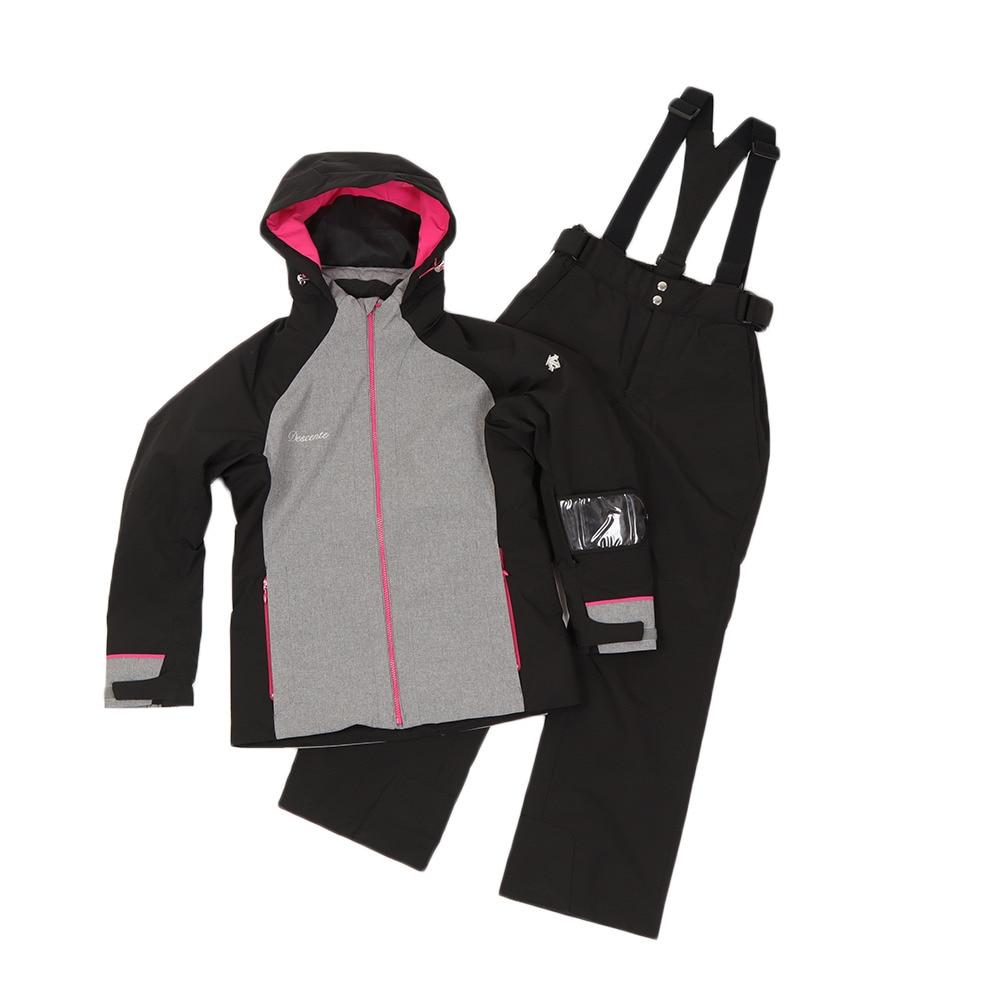 スキーウェア スーツ DWWMJH87 BLK