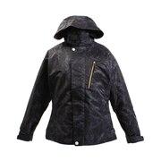 【多少の傷汚れありの為大奉仕】COOLRIDE ジャケット 317ON8SP9353 BLK スキーウェア レディース