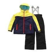スキーウェア ジュニア キッズ 上下セット ウィンタースーツ 20-21 RES72003 253009 雪遊び ウェア