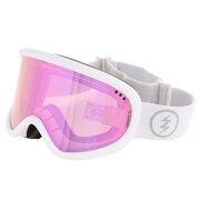 スキー ゴーグル メンズ スノーゴーグル CHARGER マットホワイト 20CXMW BRPKC