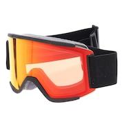 スキー ゴーグル メンズ スノーゴーグル SQUAD XL BLACKOUT 10270101