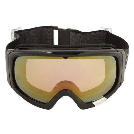 スキー ゴーグル メンズ スノーゴーグル XE 010-MDHS BK