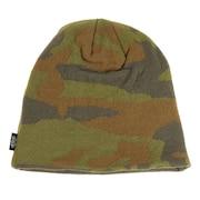 ビッグロゴ リバーシブル ニット帽 8961 KHK