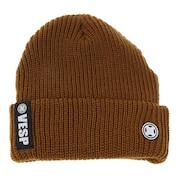 スキー スノーボード ニット帽 メンズ リブニットビーニー ニットキャップ VPMB1002CA