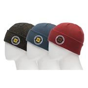 スキー スノーボード ニット帽 メンズ メランジェ ビーニー 3個パック M0WBNE01P Melange