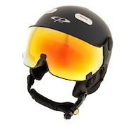 バイザーヘルメット CARACHILLO 20CPC2025DBW