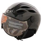 バイザーヘルメット CURAKO 20CPC2030BCL