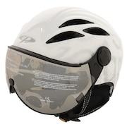 バイザーヘルメット CURAKO 20CPC2031WHB