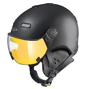 【12月中旬発送予定】  バイザヘルメット CARACHILLO 21KT CPC2024 BKB