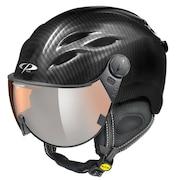 【12月中旬発送予定】  バイザーヘルメット CURAKO 21KT CPC2030 BCL