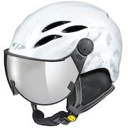 【12月中旬発送予定】  バイザーヘルメット CURAKO 21KT CPC2031 WHB