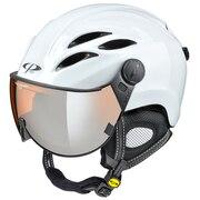 【12月中旬発送予定】  バイザーヘルメット CURAKO 21KT CPC2033 WHS