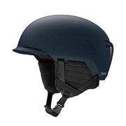 スキー スノーボード ヘルメット メンズスキーヘルメット 20-21 Scout Matte French Navy アジアンフィット 10270645