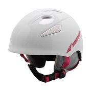 スキー スノーボード ヘルメット ジュニア キッズ スキーヘルメット 19 IOTA WHT