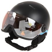 スキー スノーボード ヘルメット ジュニア キッズ スキーヘルメット 20 399163 GROM VISOR