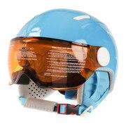 ジュニア ヘルメット 328190 21MOJO Visor blue
