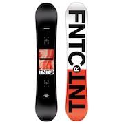 【12月中旬発送予定】  スノーボード板 TNT R BLK/RED 20D0110061650