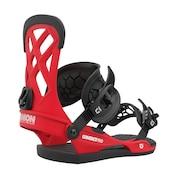 【12月中旬発送予定】  スノーボードビンディング CONTACT PRO RED 2020015