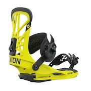 【12月中旬発送予定】  スノーボードビンディング FLITE  PRO HAZARD YELLOW 2020017