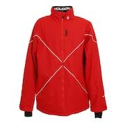 スノーボード ウェア メンズ NO HOOD X ジャケット 21SNG0652114 RED ボードウェア