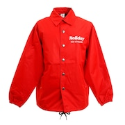 スノーボード ウェア 19-20 コーチジャケット RED