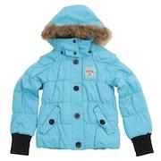 スノーウェア キッズ ジュニア PADDING ジャケット REJ68501 576MNT 雪遊び ウェア