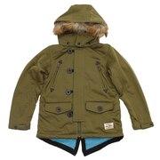 スノーウェア キッズ ジュニア ボンディング N3B ジャケット REJ78501 338OLV 雪遊び ウェア