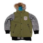 ジュニア スキーウェア ベスト付きジャケット REJ78503 006338