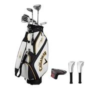 warbird ゴルフクラブセットSET 19 (10本セット、W1、W5、I5~I9、PW、SW、PT) スチール