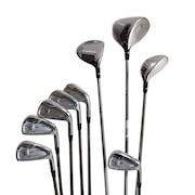初心者 ゴルフクラブセットRMX118 フルセット 9本(1W、5W、22UT、5I~9I、PW)FUBUKI Ai 2 50