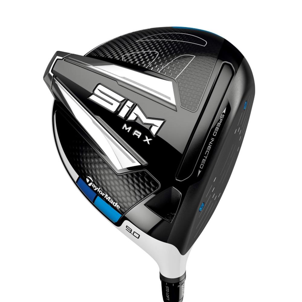 SIM MAX ドライバー (10.5度) TENSEI BLUE TM50