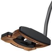 パター HEPPLER TOMCAT 14 (ロフト3度) ブラッククロームシャフト メンズ