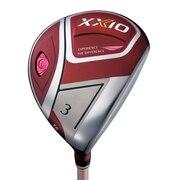 ゴルフクラブ レディース ゼクシオ11 ボルドーカラー フェアウェイウッド (5W ロフト20度) MP1100L 日本正規品 XXIO11