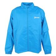 レインウエア メンズ SMR9001J ライトブルー 雨具