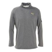 ゴルフ ウォーム モックネック シャツ 930107-01