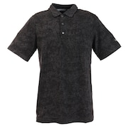 ゴルフ Evoknit カモ 半袖ポロシャツ 576127-01