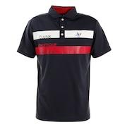 ショルダーラインポロシャツ CL5HTG09 NVY