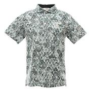 クーリストD-TECプリントWDカラーシャツ CGMPJA28-BK00