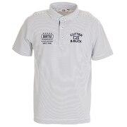 クーリストD-TECボーダーWDカラーシャツ CGMPJA32-NV00