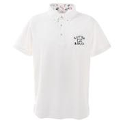 ビックハニカムBDカラーシャツ CGMPJA37-WH00