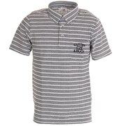 サッカーボーダーBDカラーシャツ CGMPJA38-GY00