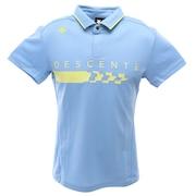 ゴルフ ポロシャツ メンズ ラボパターン ショートスリーブシャツ DGMPJA03-SA00