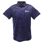 総柄プリントシャツ RGMPJA09-NV00