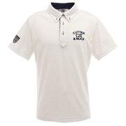 クーリストD-TECミニダイヤBDカラーシャツ CGMPJA26-WH00
