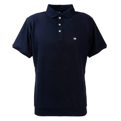 ゴルフ ポロシャツ メンズ オニカノコ半袖ポロシャツ E20 FD5HTG63 NVY